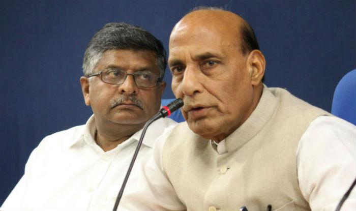 Rajnath Singh Says, Formulate state-wise strategies to combat terrorism