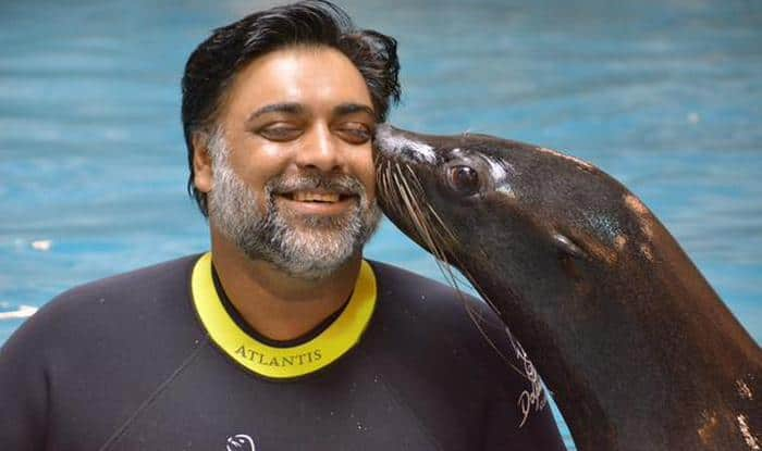 Ram Kapoor birthday: Cutest pictures of the TV heartthrob with his family!
