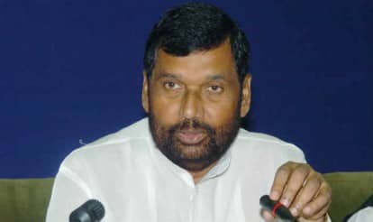 Grand alliance government will not last long, says Ramvilas Paswan