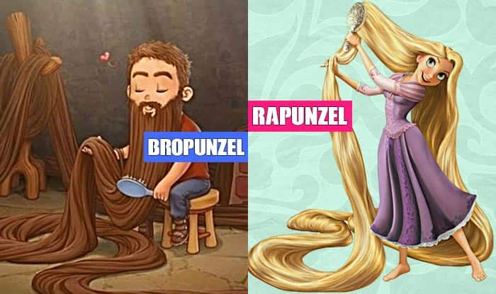 Rapunzel or Bropunzel: Who is your favourite?