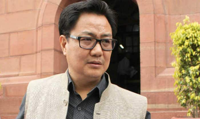 Kiren Rijiju on Omar Abdullah's spying charge: Won't comment without reading tweet