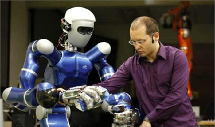 Will we really make love with robots by 2050