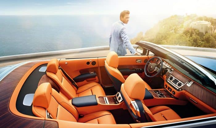 Rolls Royce Dawn Launched Striking New Convertible From The Luxury
