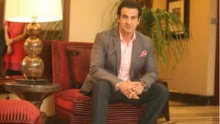 Who makes Ronit Roy feel inadequate?