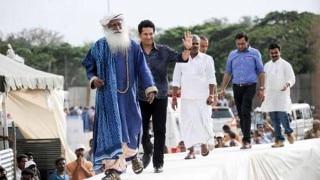 Video: When Sadhguru Revealed Sachin Tendulkar's Success Mantra