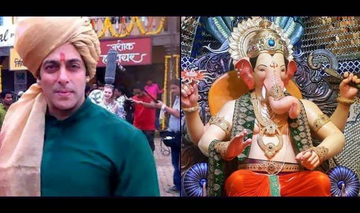 Revealed: Salman Khan's special connection with Lalbaugcha Raja 2015 (Ganesh Festival)
