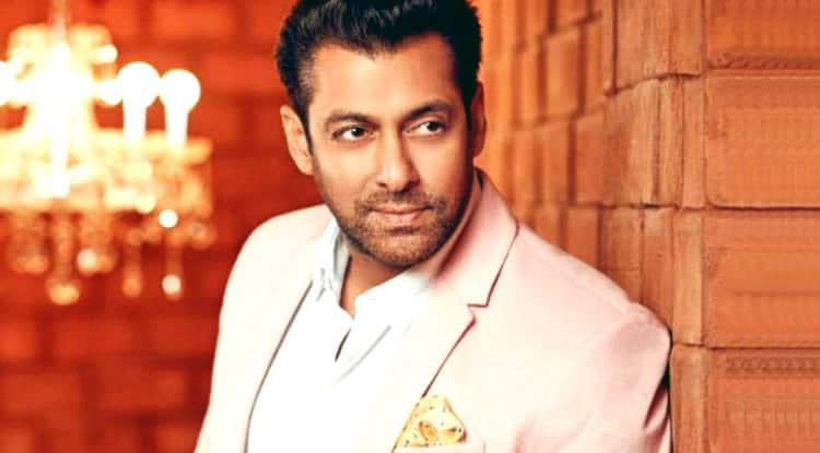 Salman Khan is the hot and sexy boss for this heroine