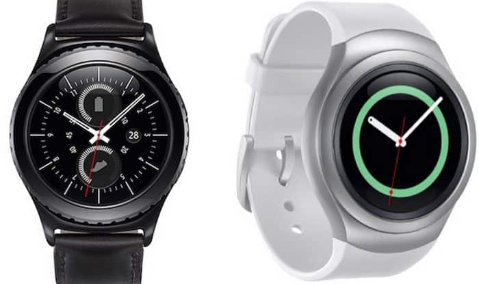 Samsung Gear S2 smartwatch: First look video and features