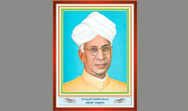 Recollections of a Communicator; Remembering Sarvepalli Radhakrishnan on Teachers Day