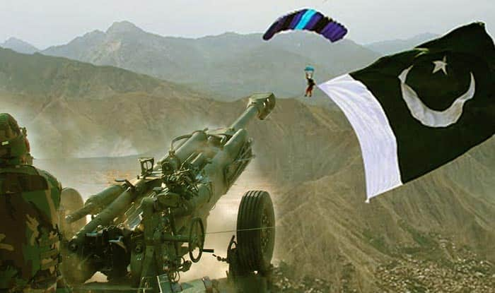 Paragliders, drones on chart of Pakistan terrorist groups, warns intelligence