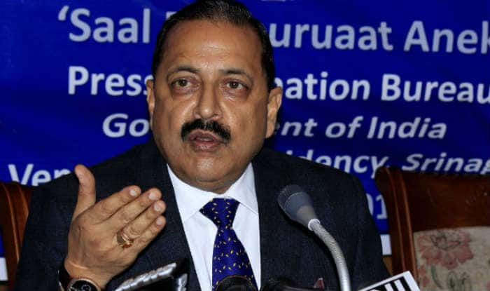 Jitendra Singh: Centre has nothing to do with spying allegation of Omar Abdullah