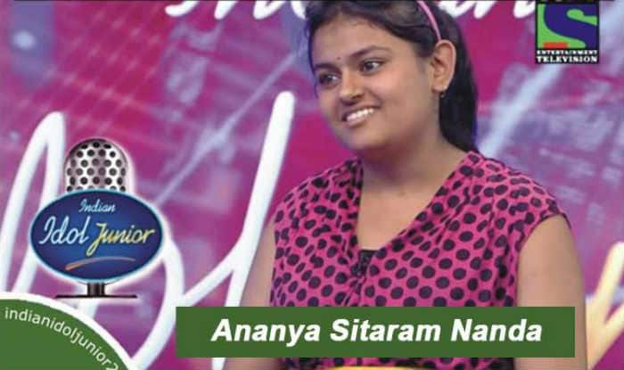 Indian Idol Junior winner Ananya Nanda: Want to do playback for Sonakshi Sinha, Deepika Padukone & Anushka Sharma