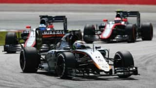 Sergio Perez Stays at Force India For Fifth Season
