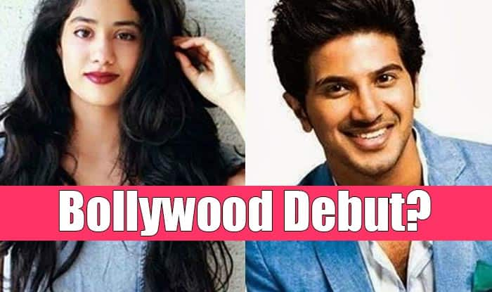 Sridevi's daughter Jhanvi Kapoor to make her Bollywood debut with Dulquer Salmaan?