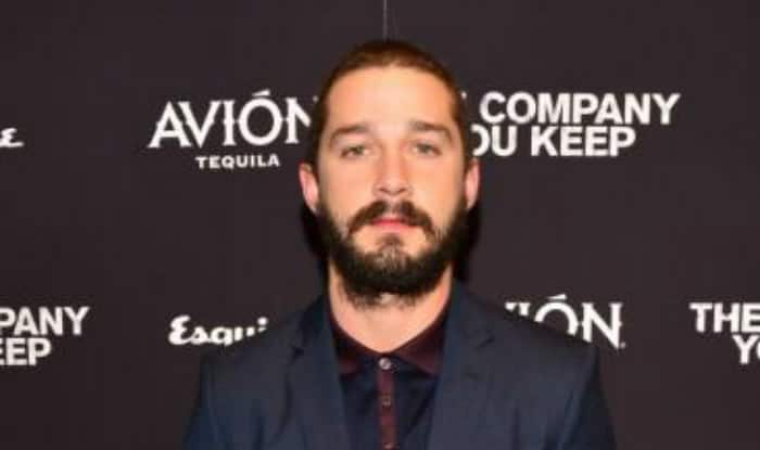 Shia Labeouf sparks split rumours from Mia Goth?