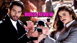 Shaandaar music review: Soundtrack of this Shahid Kapoor & Alia Bhatt starrer is electrifying!
