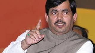 Pakistan has become a factory of terrorism: Shahnawaz Hussain