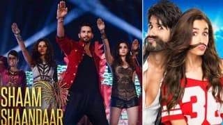Shaandaar song Shaam Shaandaar: Shahid Kapoor, Alia Bhatt in the new party anthem of the year!