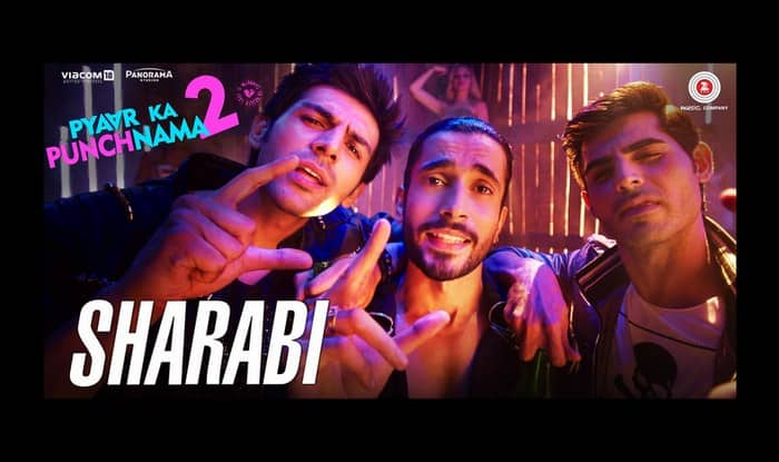 Pyaar Ka Punchnama 2 song Sharabi: Groove to the fun party song! (Watch video)