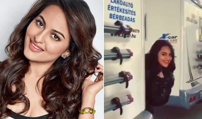 Sonakshi Sinha's cute video will absolutely make your day!