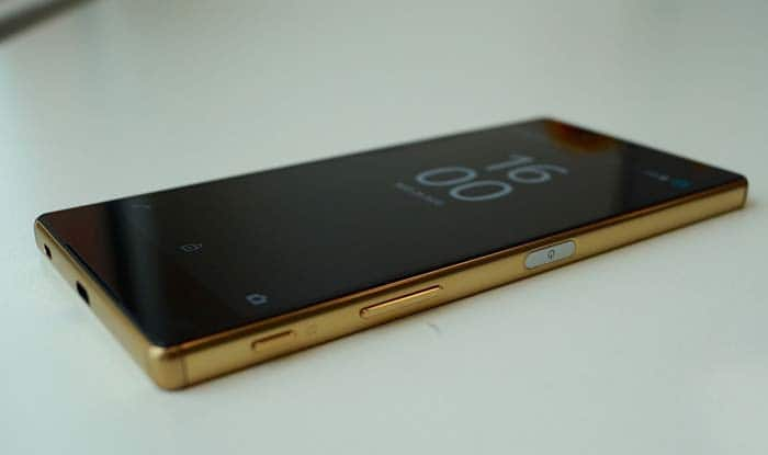 Sony Xperia Z5 Premium has an odd 4K display