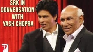 Yash Chopra birthday special: Shah Rukh Khan in conversation with Bollywood's master of romance (Watch video)