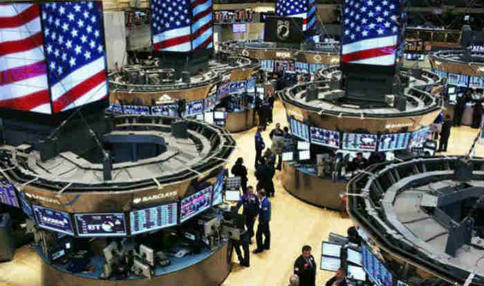 US stocks plunge following global rout