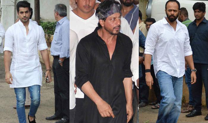 Shah Rukh Khan, Gautam Gulati, Rohit Shetty: Bollywood celebs at Karim Morani's mother's funeral