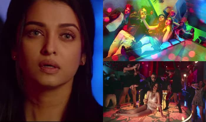 Jazbaa song Aaj Raat Ka Scene: Party song of the year is out featuring Aishwarya Rai Bachchan & Badshah