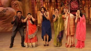 Small screen bahus' all set to create a laughter session on Comedy Nights Bachao
