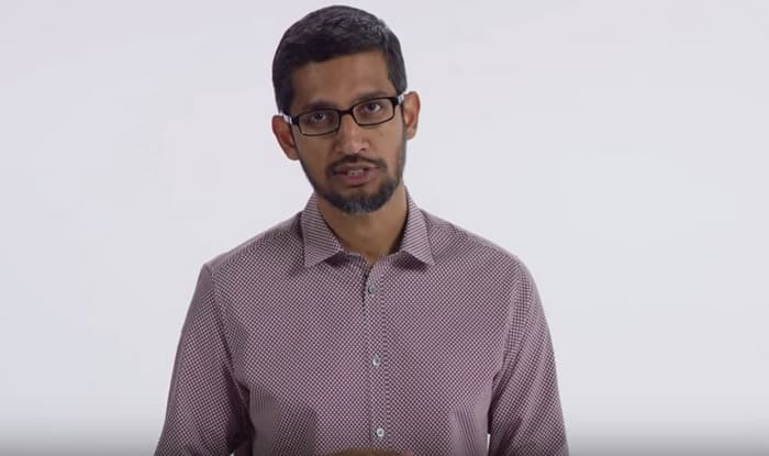Google CEO Sundar Pichai welcomes PM Narendra Modi to Silicon Valley with special video message