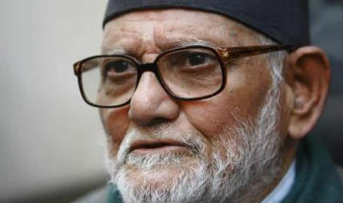 Nepalese PM Sushil Koirala cancels New York visit amid anti-Constitution protests