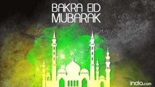 Bakra Eid 2015 in Hindi: Best Bakra Eid SMS, Shayari, WhatsApp Messages to wish Happy Bakra Eid greetings!