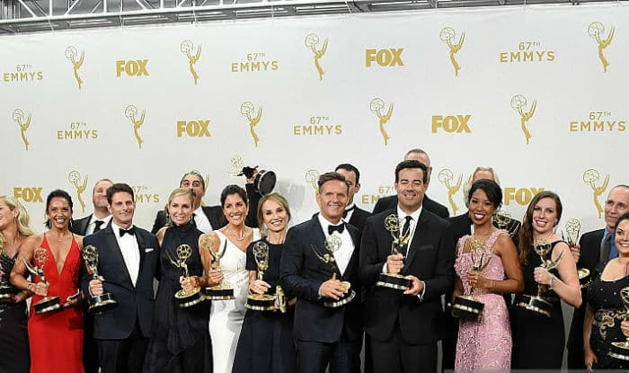 The Voice wins Emmy for Outstanding Reality-Competition Program
