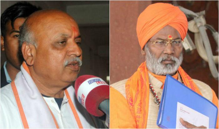 Praveen Togadia, Sakshi Maharaj seek curbs on Muslims over population growth