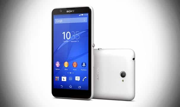 Sony Xperia M5 smartphone launched