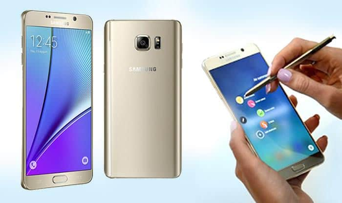 Samsung brings excitement and innovation with Galaxy Note 5