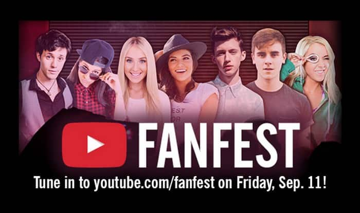 YouTube FanFest Australia 2015 live streaming video: Watch it here!