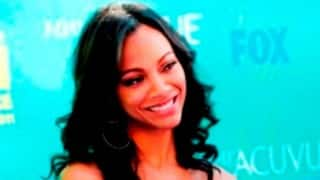 Zoe Saldana confesses everything still hurts post pregnancy