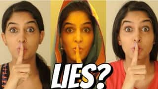 LOL! Indian girls and their lies exposed in this hilarious video!