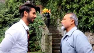 Was nervous to work with father: Shahid Kapoor