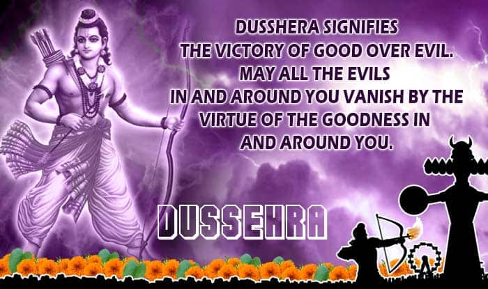 Happy Dussehra 2015 Wishes, SMS Messages, Quotes, Greetings, Whatsapp Status