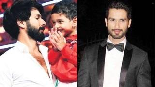 Fatherhood on newly-wed Shahid Kapoor's mind?