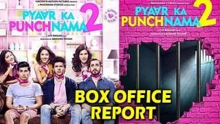 Box Office Report: Kartik Aaryan starrer Pyaar Ka Punchnama 2 does good business