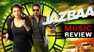 Jazbaa music review: This music album is not bad at all!