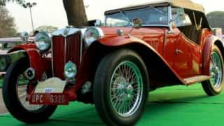 Vintage car rally may ride on Incredible India next year