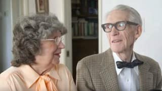 This 80-year old couple recreates 'Up' in real life and it's beautiful!