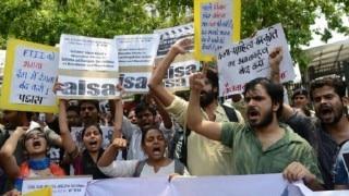 एफटीआईआई छात्रों की हड़ताल खत्म, विरोध जारी