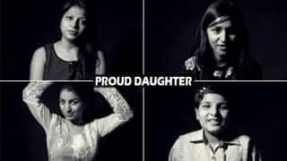Proud Daughter: Spread the message of preventing female foeticide