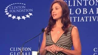 Was sexually harassed by Hollywood film executive: Ashley Judd